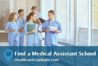 medical assistant school near me