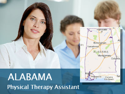 Physical Therapy Assistant Schools AL